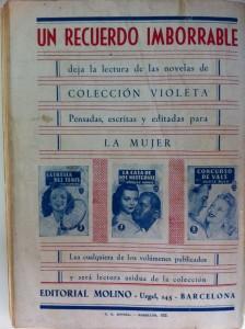 Colección Violeta