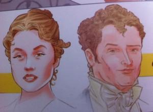 Jane y Bingley