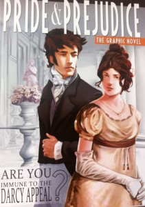 Pride and Prejudice, The Graphic Novel, Campire 2013