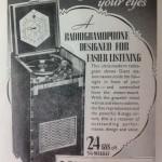 Radiogramófono